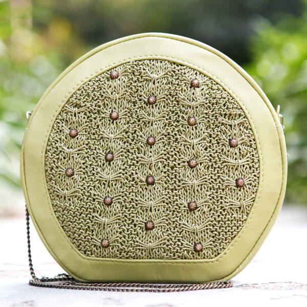 Adeline mini bag/green