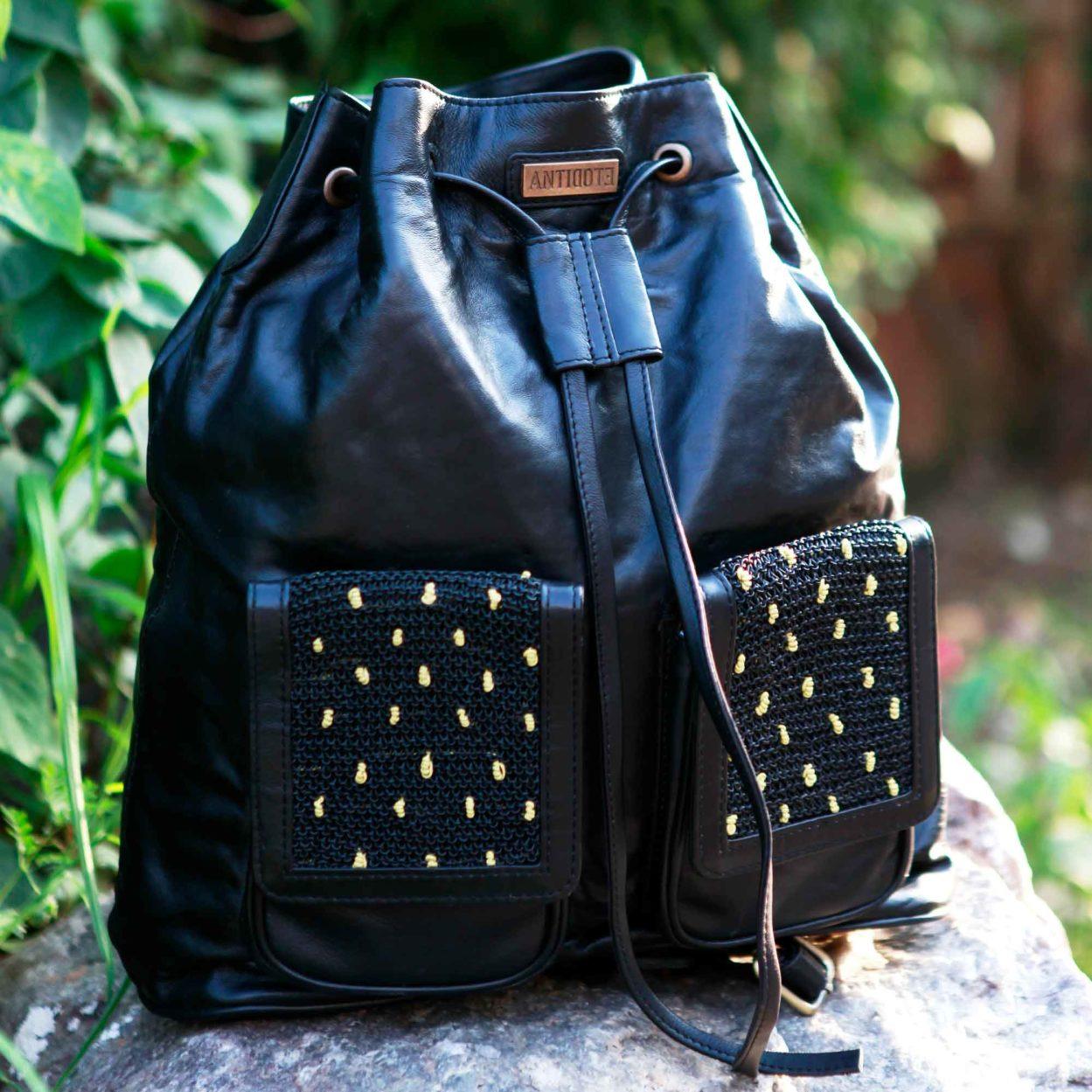 Black Jack Bucket bag